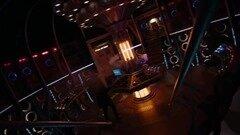 le TARDIS intérieur
