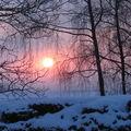 Encore le soleil du matin !!!