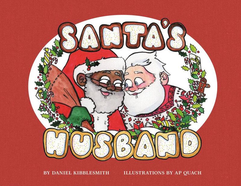 Succès pour le livre Santa's Husband aux Etats-Unis