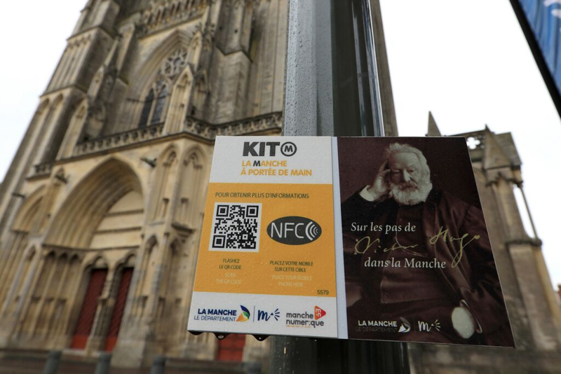 Une balade numérique et touristique sur les pas de Victor Hugo