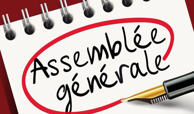 Assemblée Générale AFC du Bas Dauphiné 19 septembre 2020