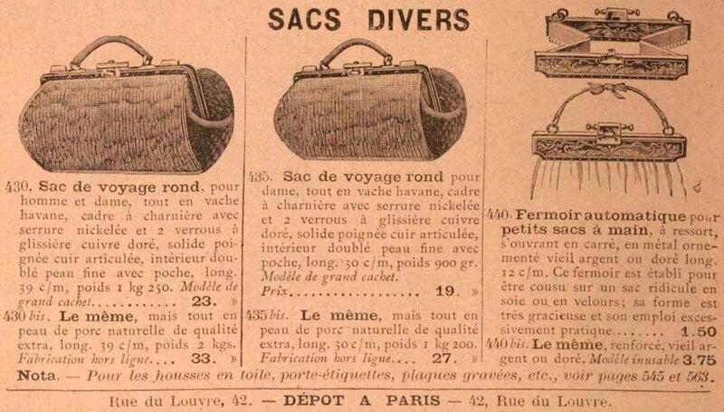 Catalogue Manufrance 1905