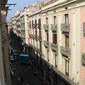 Carrer Ferran vue hôtel