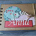 Mini album anna
