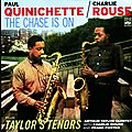Paul Quinchette, Charlie Rouse - 1957-59 - The Chase Is On-And Taylor's Tenors (Fresh Sound)