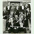Trelon - conseil de révision en 1958