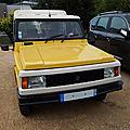Renault rodeo 6 1300 (1979-1981)