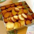 Les petites galettes bretonnes (biscuits)