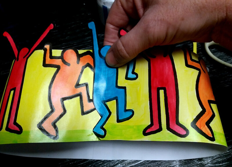 343-Couronnes-Couronne Keith Haring (27)