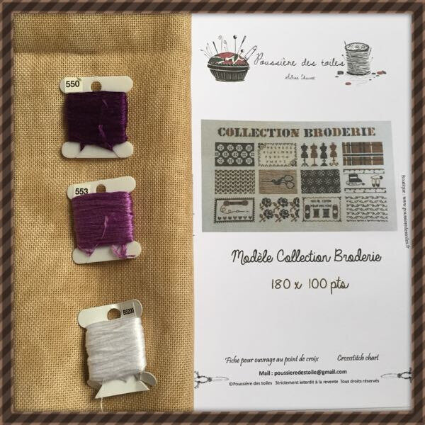 Fournitures Collection Broderie