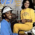 Michael teams with sister la toya jackson - jet, 31 juillet 1980