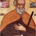 Icône de Saint Elie