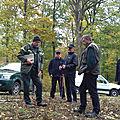 Bourbach-le-bas: visite de la forêt communale avec l'onf
