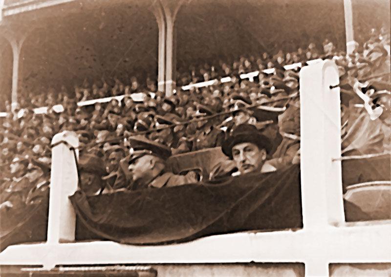 Arènes de Bayonne en 1941