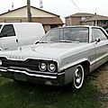 Dodge polara 880 hardtop coupe-1966