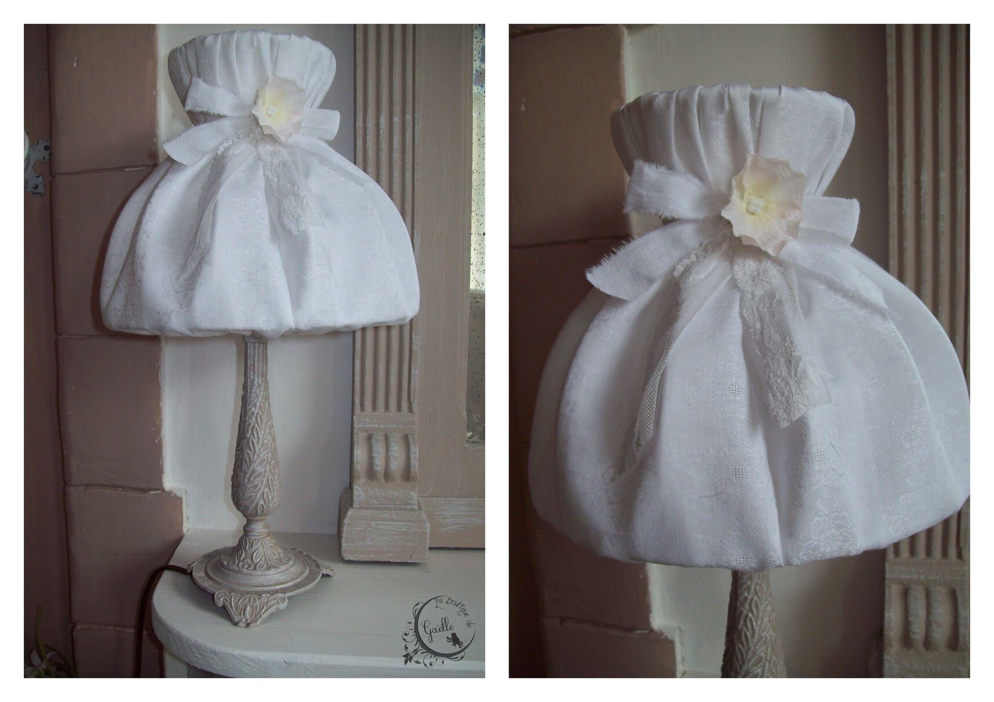 Paire de lampes romantiques....