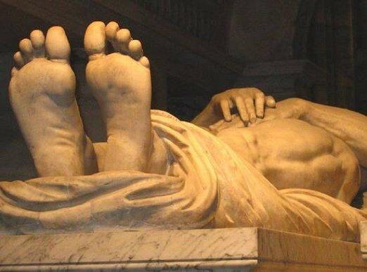 gisant de François 1er