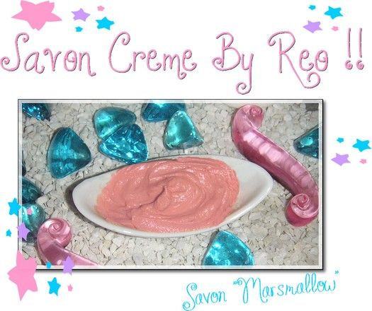 Savon Crème Sans Potasse Marsmallow
