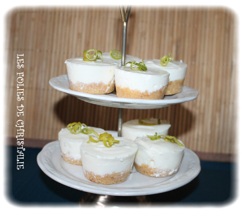 Mini-cheeses cakes citron 9