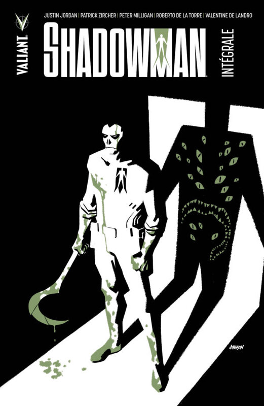 Bliss Comics : Shadowman intégrale