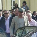 Brad pitt (jesse james) au festival de deauville (photos et videos blogreporter hugo mayer)