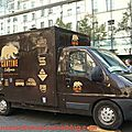 Cantine california (food truck - marché saint honoré - paris 1 er)