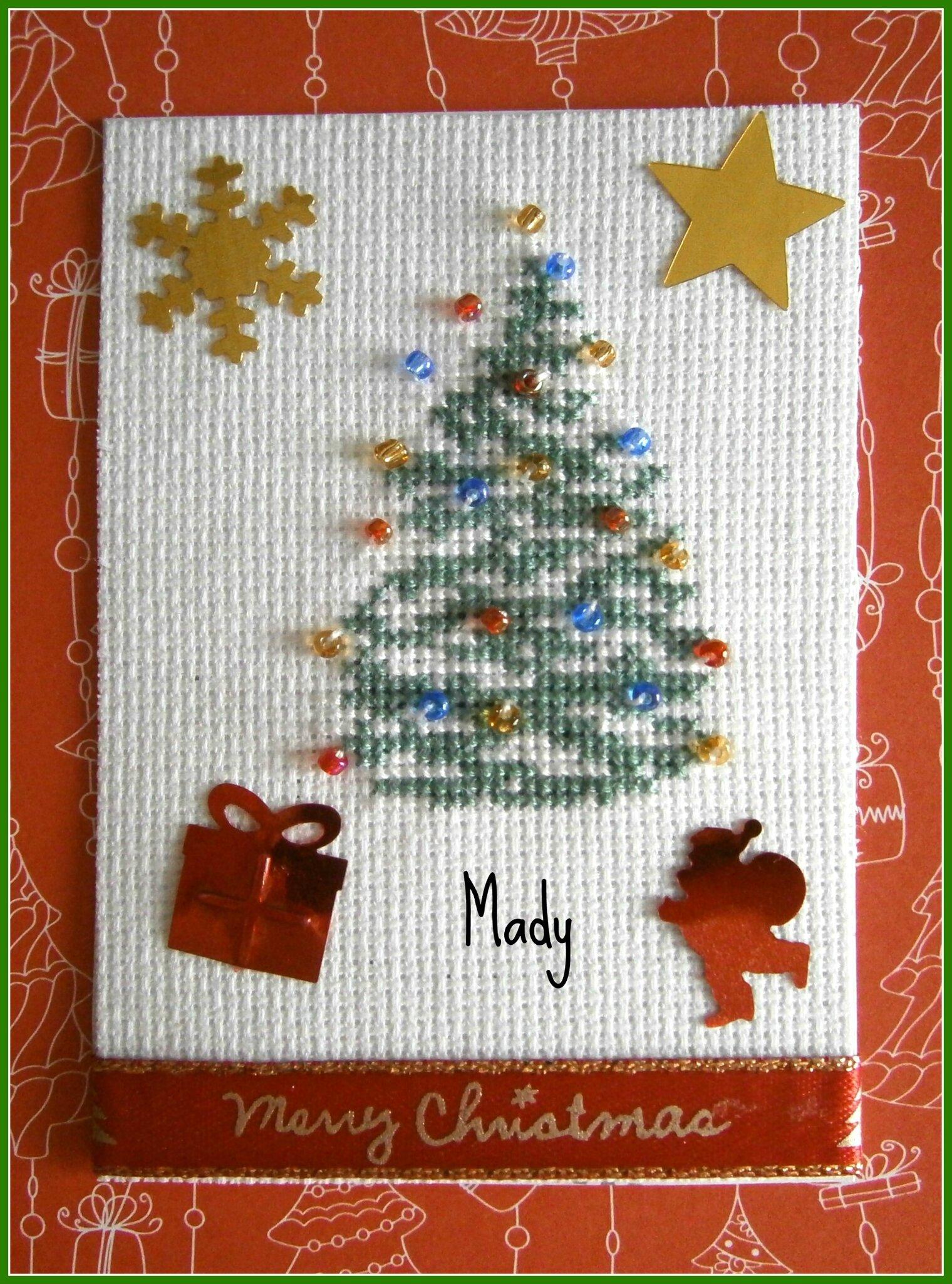 334 Merry Chrismas pour Hélène