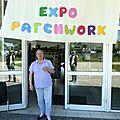 Expo patchwork du comité de quartier de verthamon-haut brion et autres news...