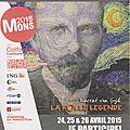 Mons 2015 : la folle légende de van gogh - 24-26/04/2015