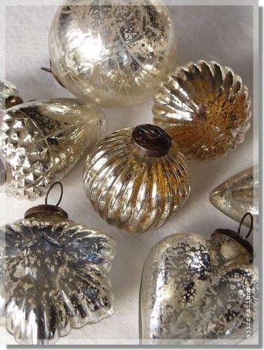 Collection Boules mercurisées