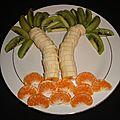 Recette pour aimer les fruits : l'île du paradis des fruits