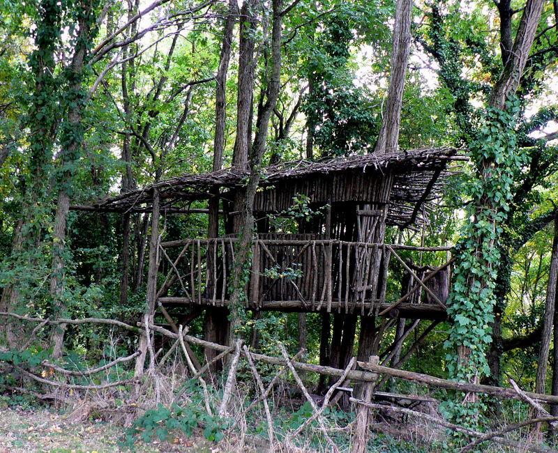 cabane à Bois-Rigaud