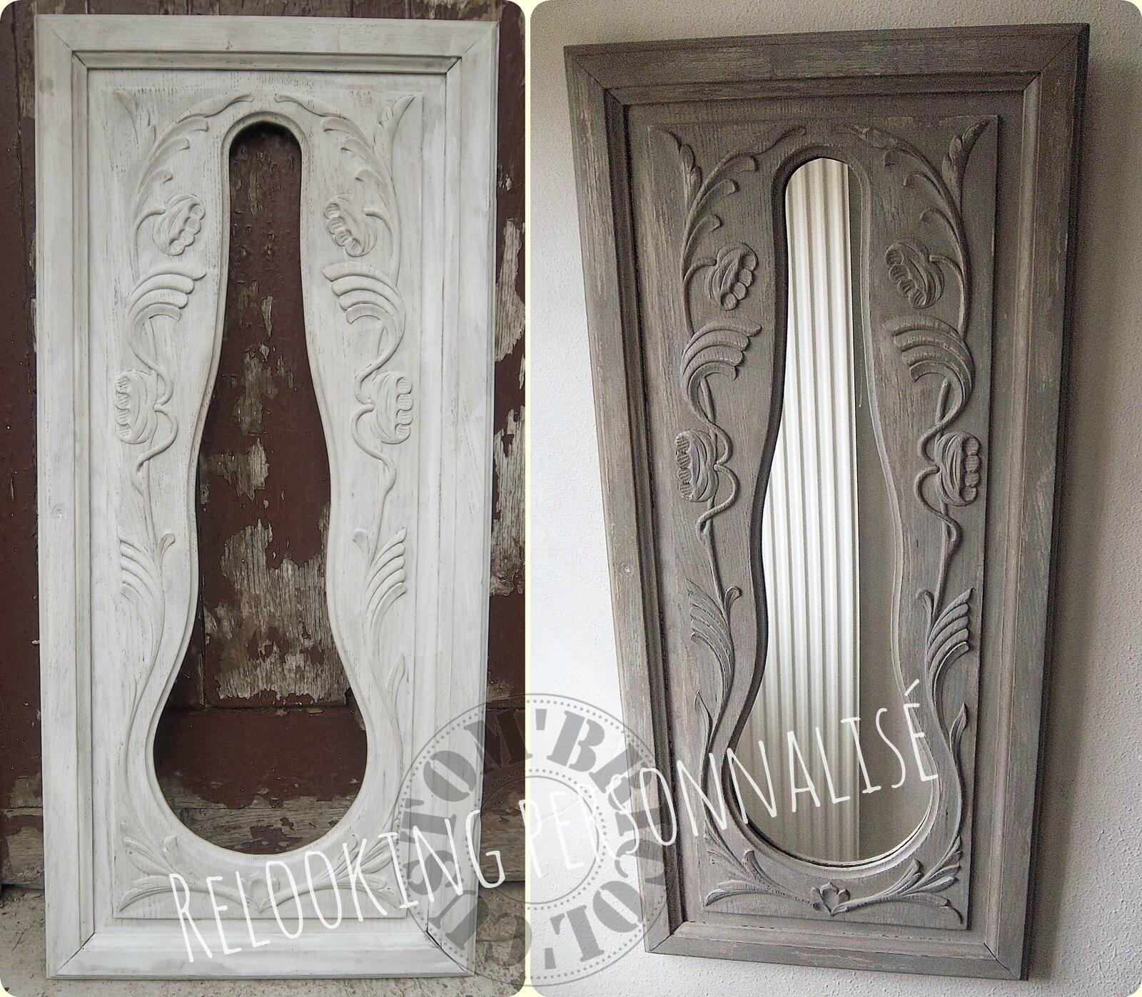 Miroir facade comtoise - AV-AP-RP