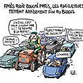Les agriculteurs lèvent le blocus de paris