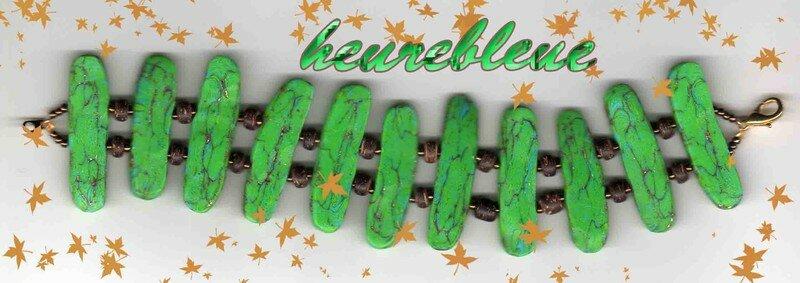 bracelet turquoises