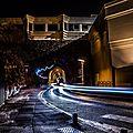 Biarritz by night