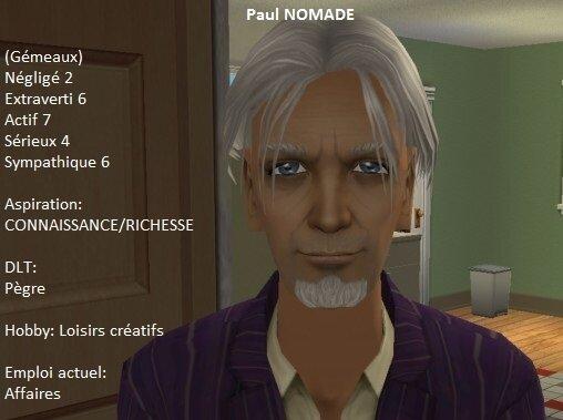 Paul Nomade