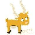 Petite gazelle...