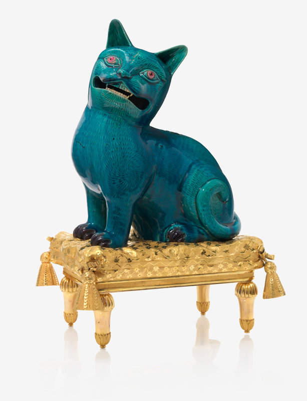 2021_CKS_20660_0010_002(a_louis_xv_ormolu-mounted_chinese_turquoise-glazed_porcelain_cat_the_p_d6328915042456)