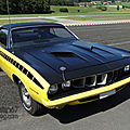 Plymouth barracuda hardtop coupe-1971