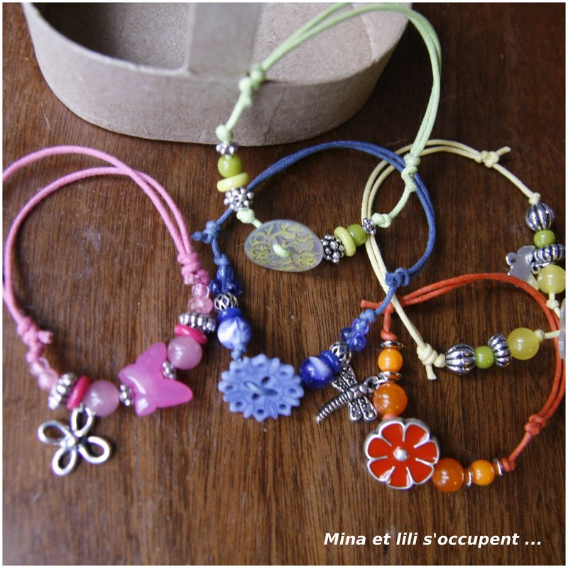 bracelets petites filles