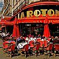 Animation parisienne.
