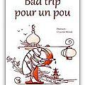 Bad trip pour un pou