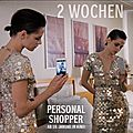 Still -> personal shopper