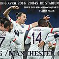 Psg ~ manchester city