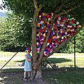 L'un des 6 arbres empomponnés