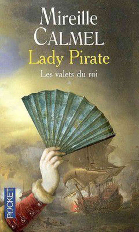 LADY PIRATE les valets du roi
