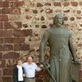 Silves-statue de Don Sancho I