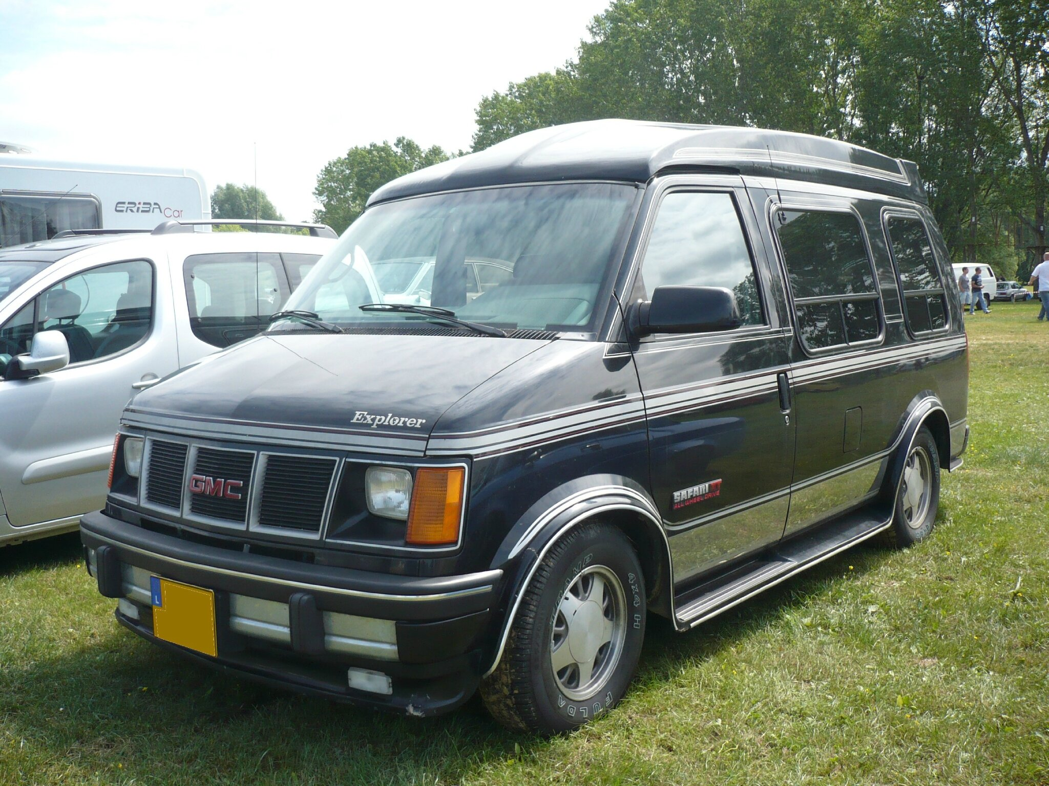 GMC Explorer Safari XT Madine (1)