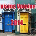 Challenge voisins voisines continue en 2014 !